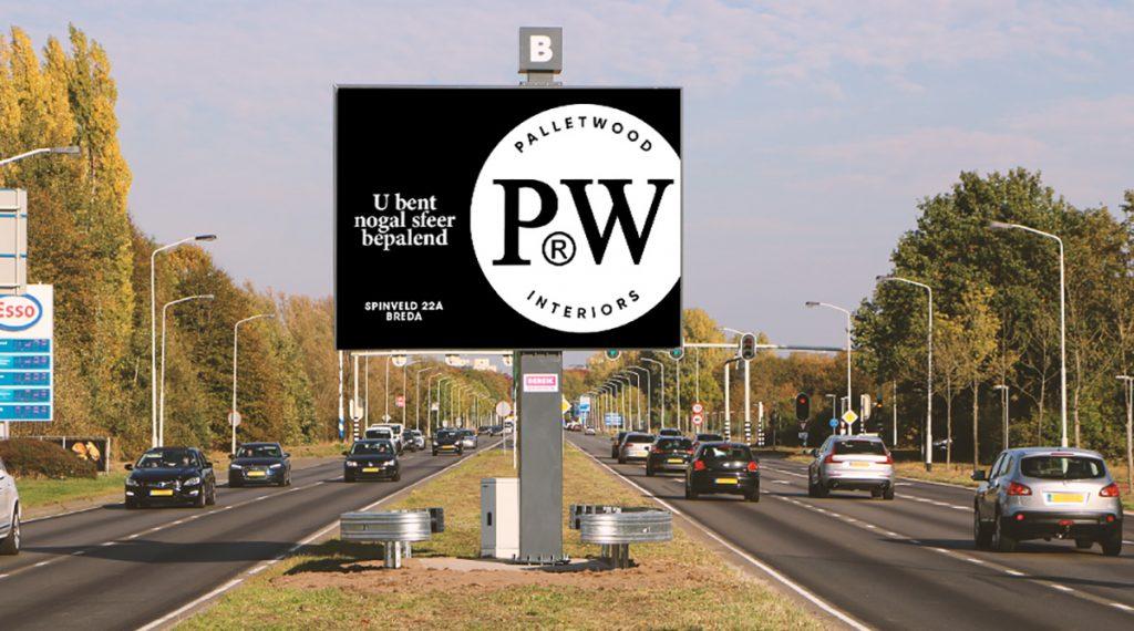 PalletWood - Graaf Engelbert Breda
