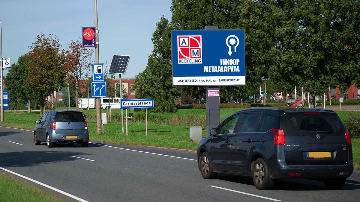 Adverteren in Barendrecht - Kilweg 1