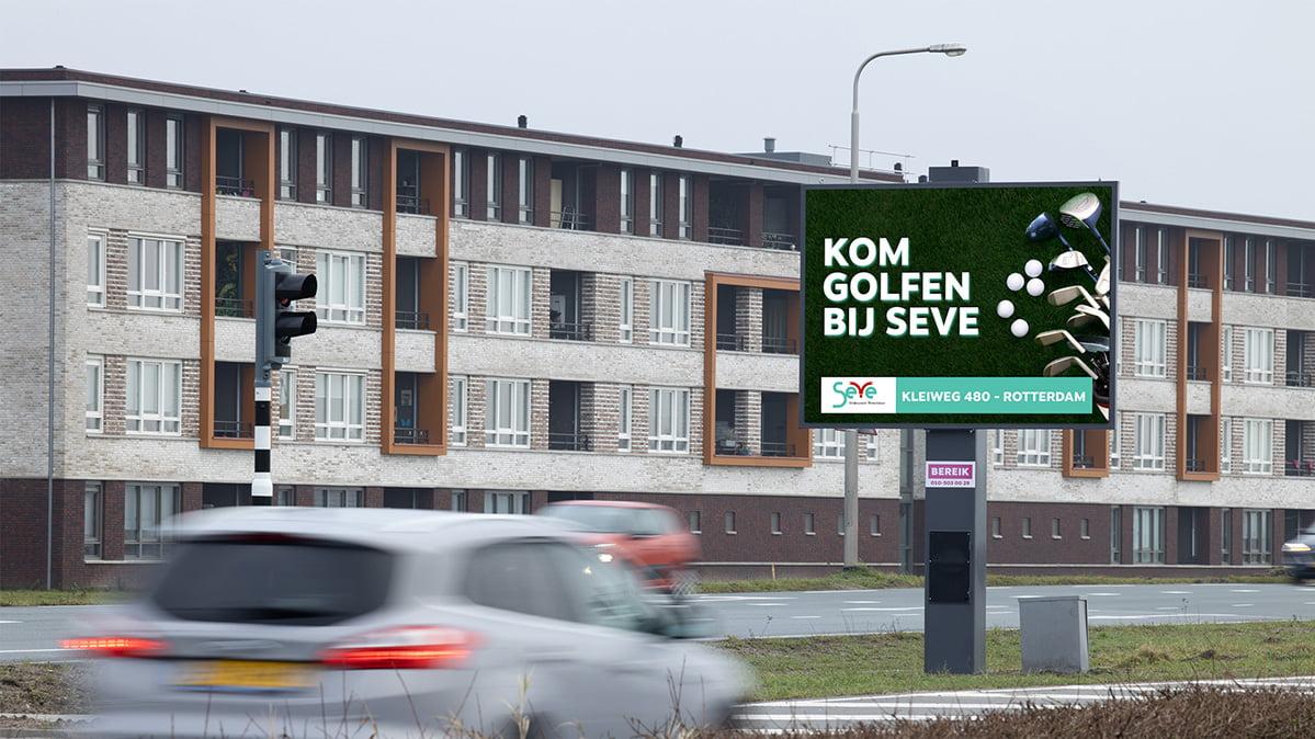 Adverteren in Barendrecht - Kilweg