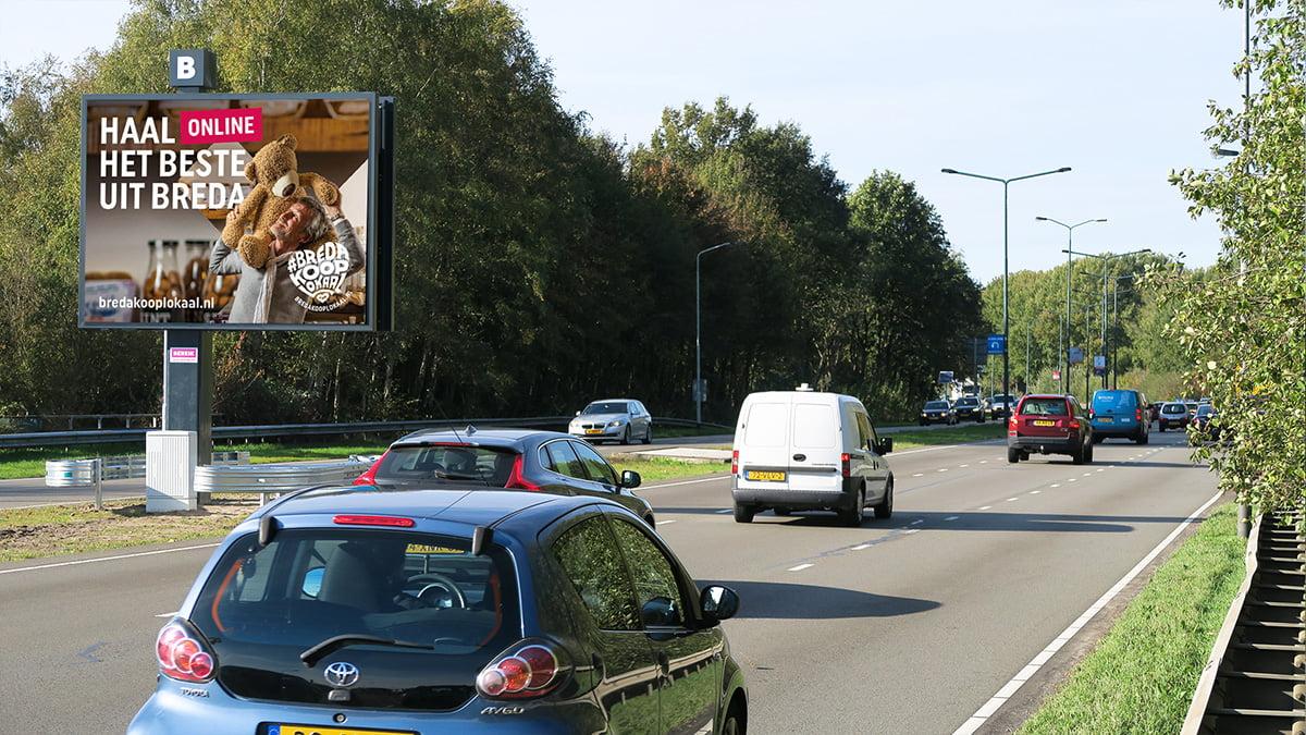 Adverteren in Breda - Backer en Ruebweg