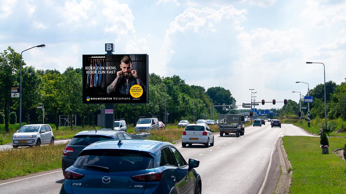Adverteren in Breda - Graaf Engelbertlaan