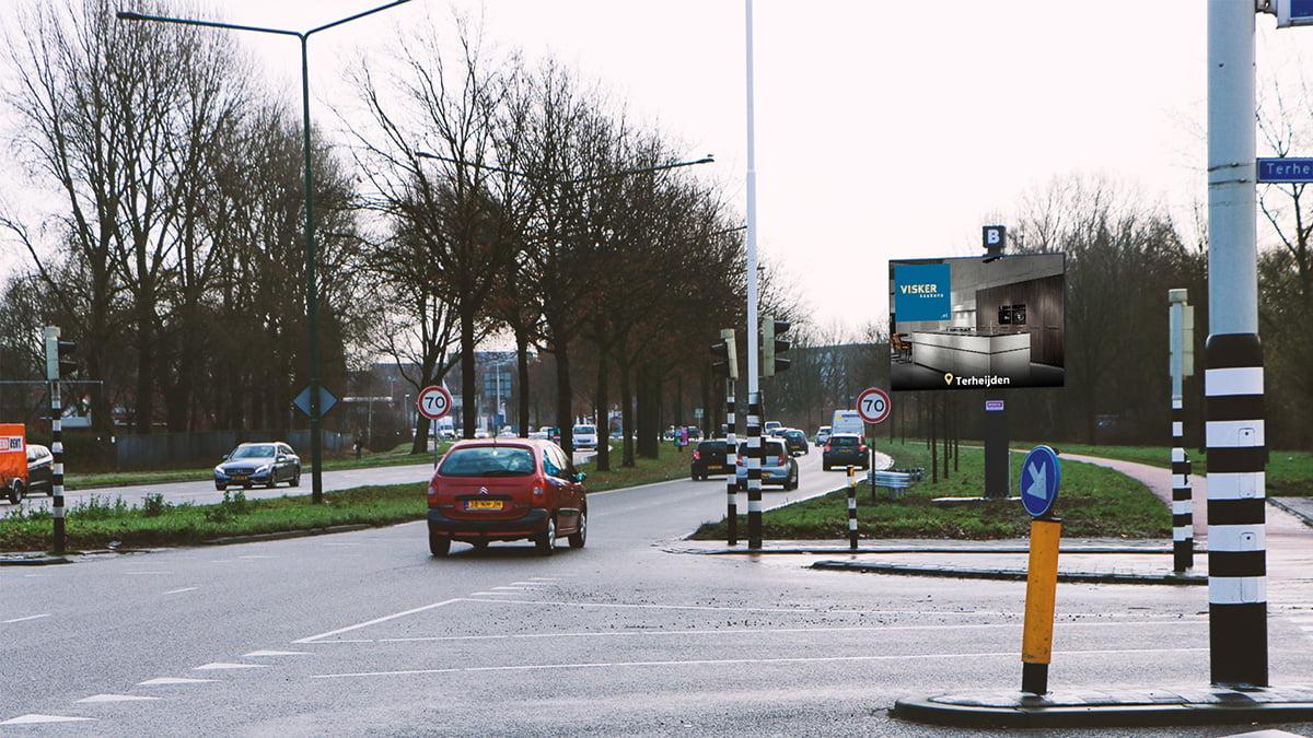 Adverteren in Breda - Nieuwe Kadijk 1