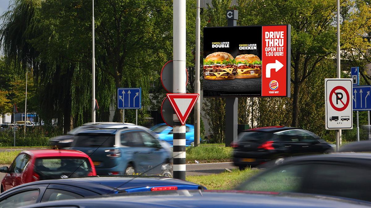 Adverteren in Capelle - Capelseweg