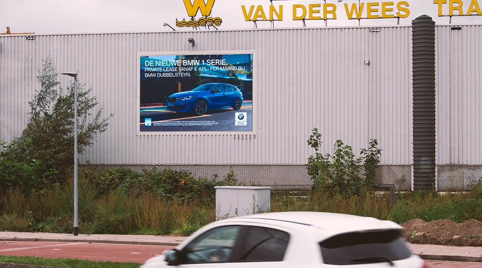 Adverteren in Dordrecht - Mijlweg