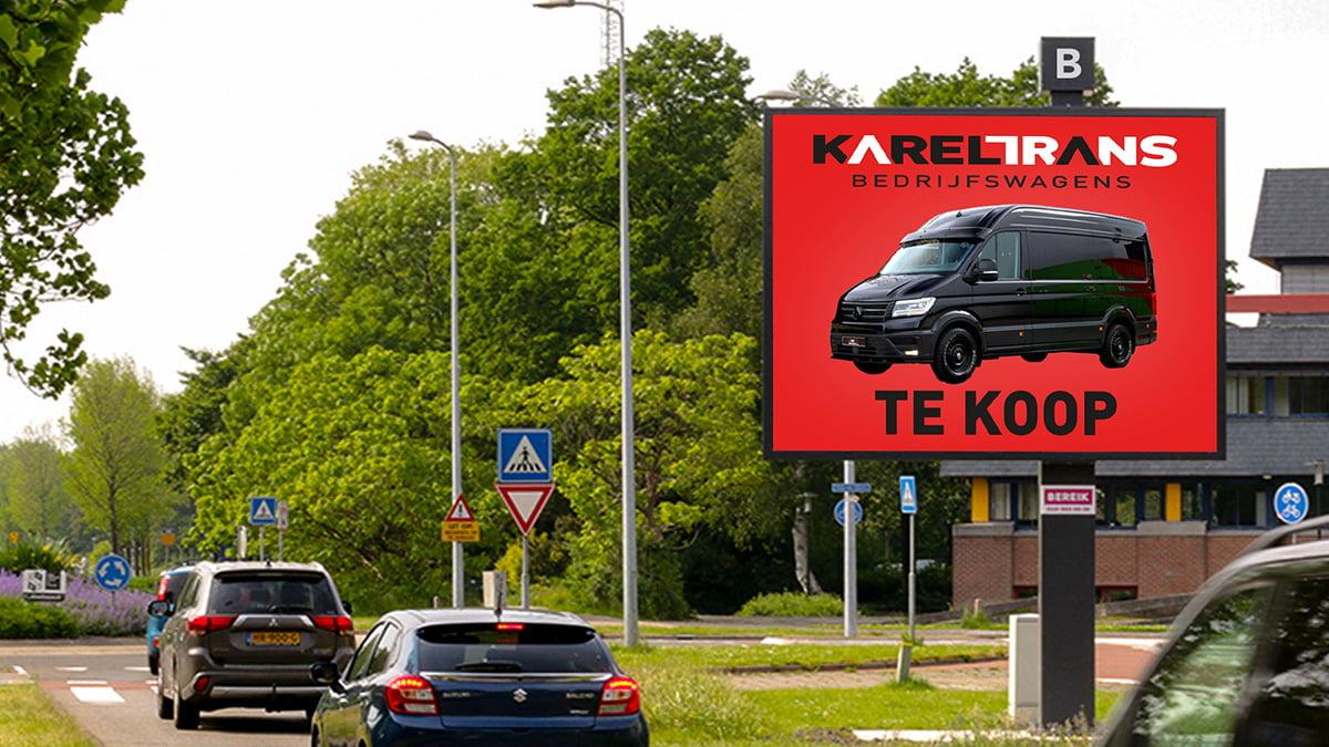 Adverteren in Hoorn - Zwaagmergouw