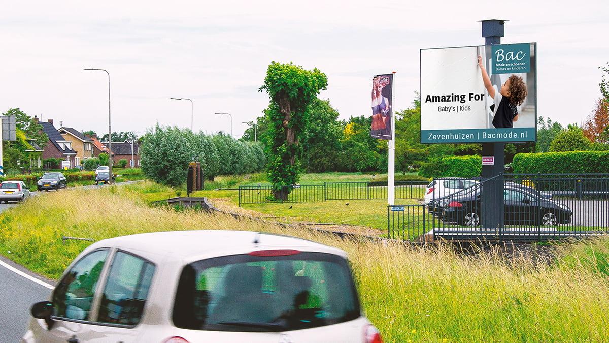 Adverteren in Nieuwerkerk - Eerste Tochtweg