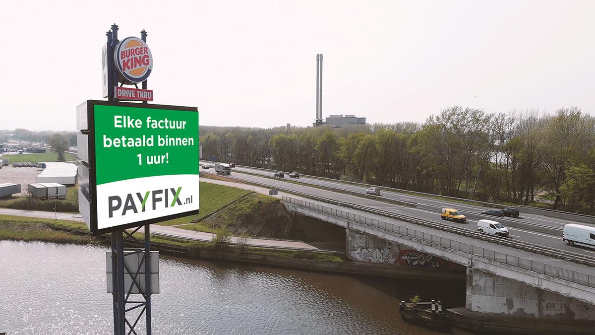 Adverteren langs de A17