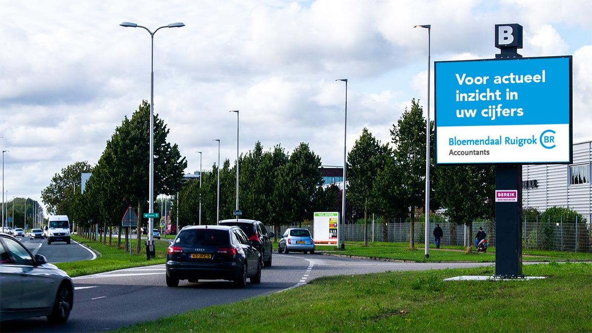 Adverteren in Lansingerland - Boterdoprseweg