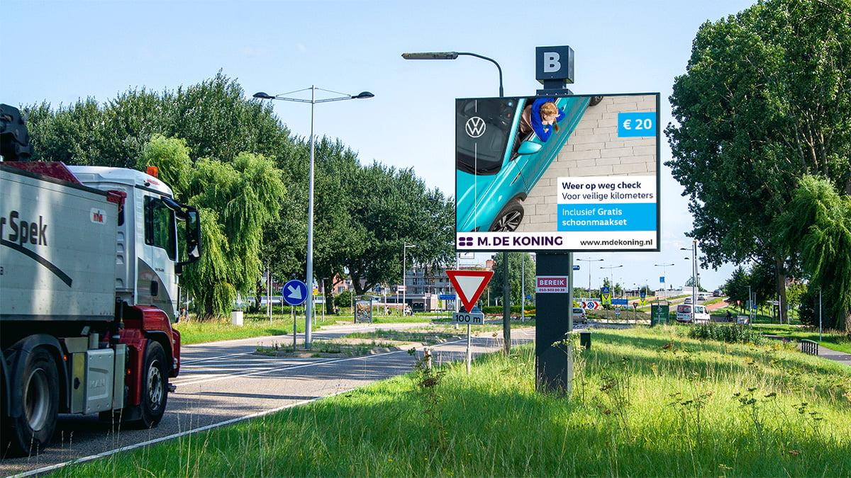 Adverteren in Lansingerland - Berkelsepoort
