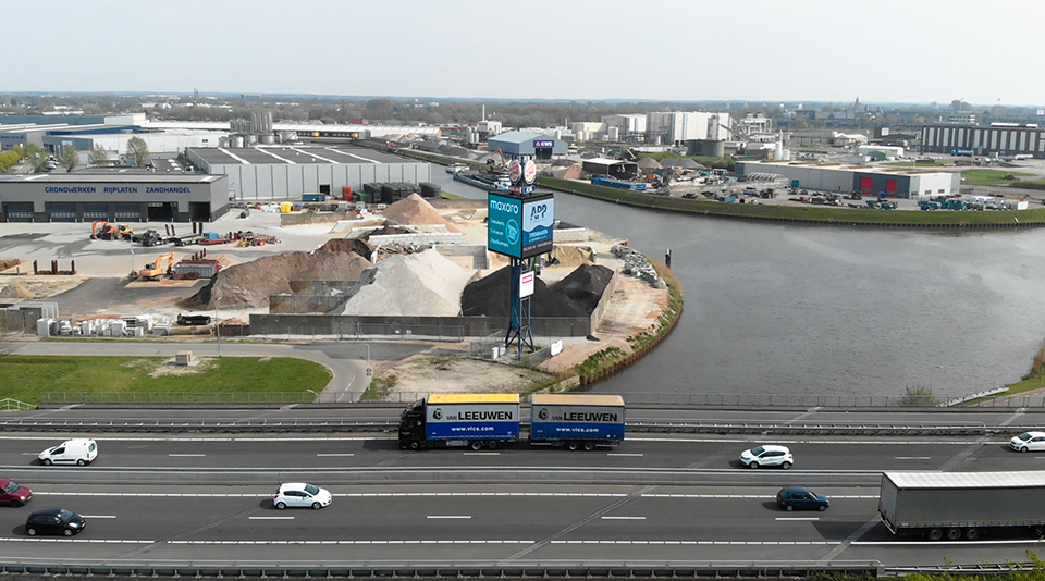 Roosendaal - A17