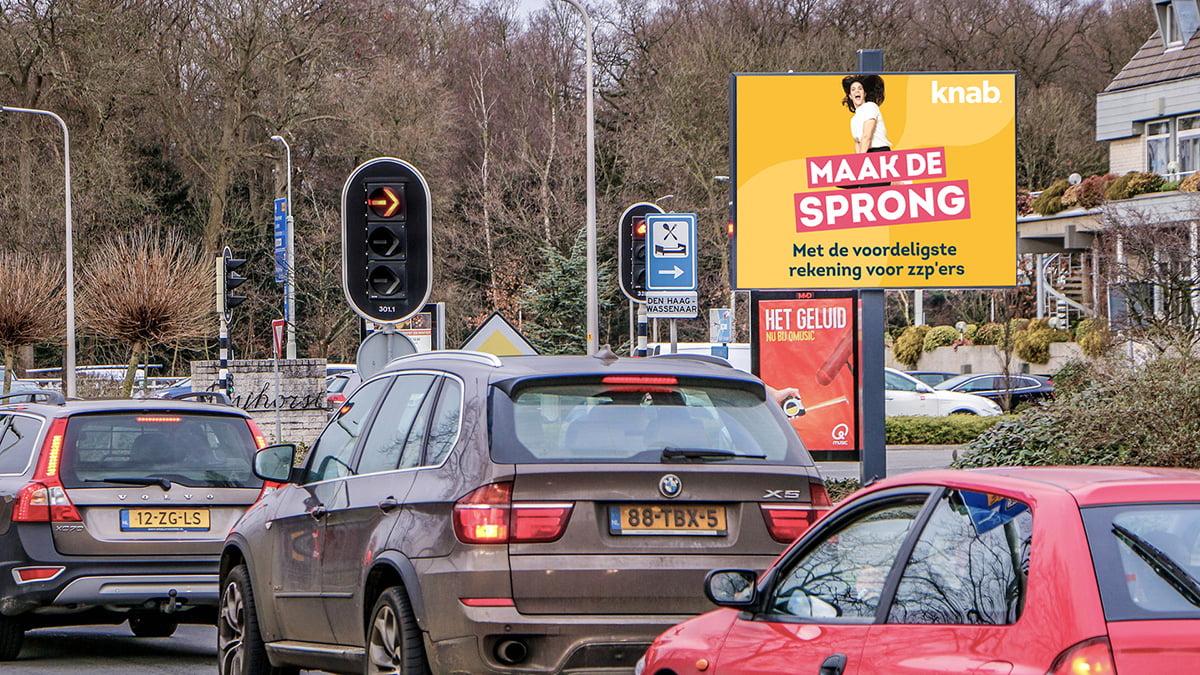 Adverteren in Wassenaar - Zijdeweg