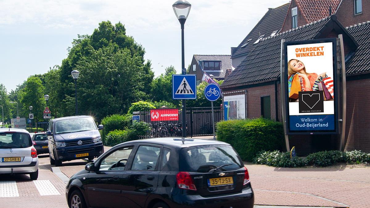 Adverteren in Oud-Beijerland - Centrum