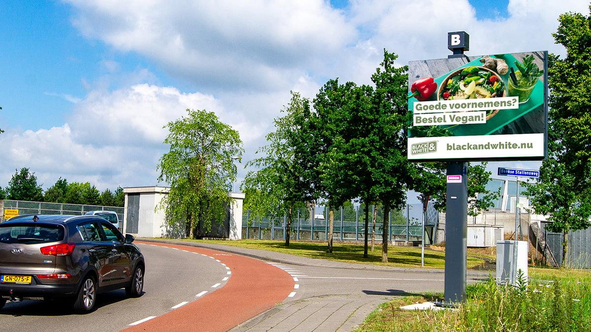 Adverteren in Prinsenbeek - Valdijk