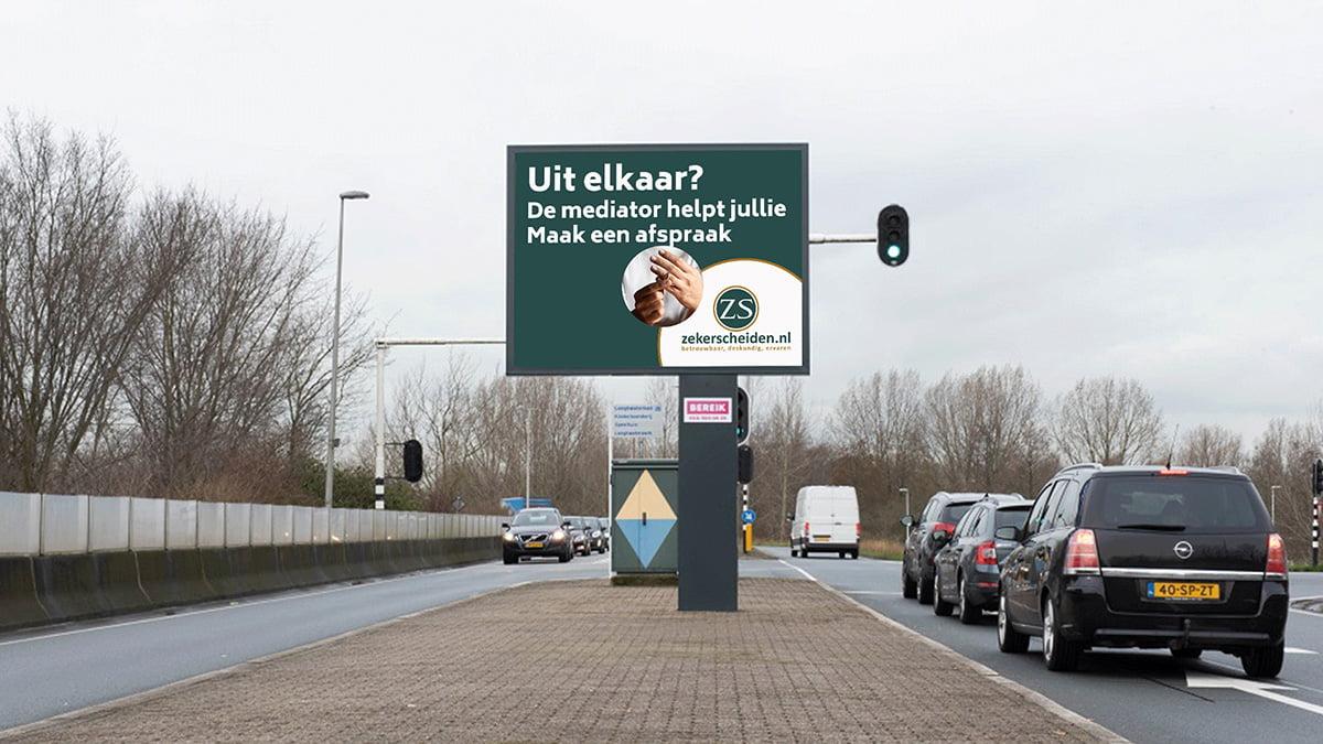 Adverteren in Purmerend - IJsselmeerlaan