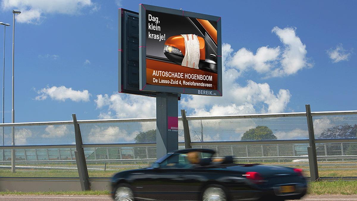 Adverteren in Roelofarendsveen - Alkemadelaan