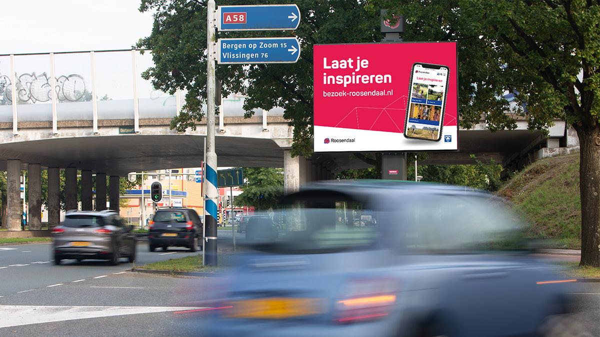 Adverteren in Roosendaal - Oostpoort