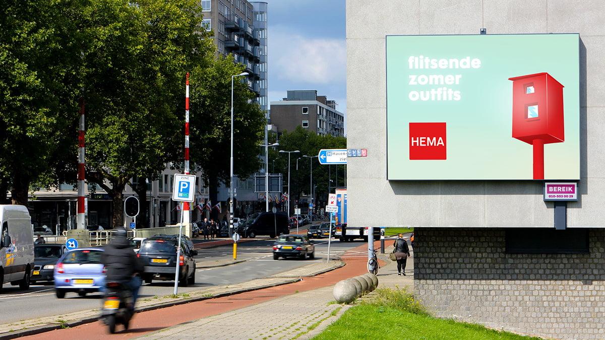 Adverteren in Rotterdam - Maasboulevard