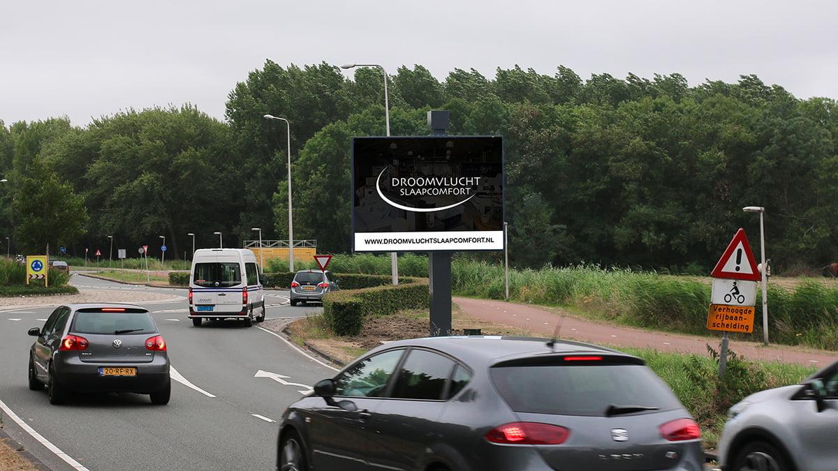 Adverteren in Spijkenisse - Baljuwlaan