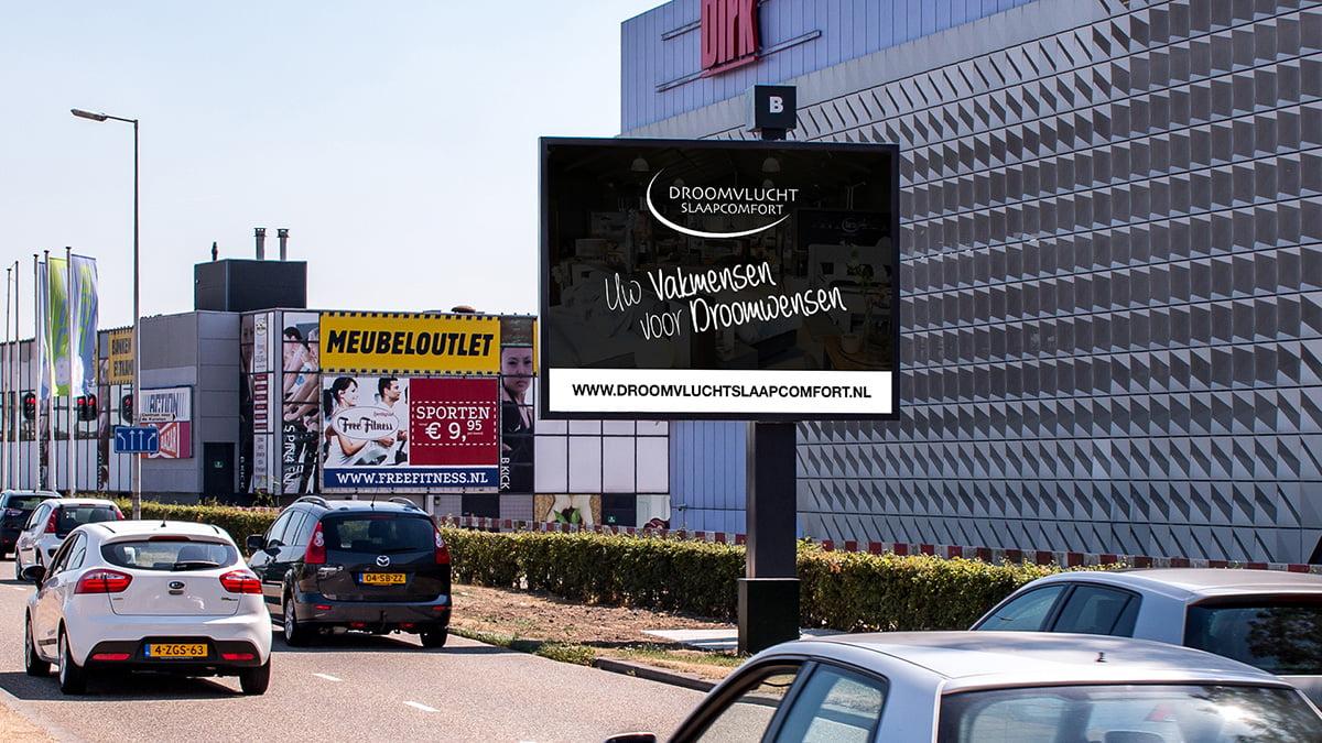 Adverteren in Spijkenisse - Schenkelweg